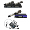 UHF Wireless Microphone Systems